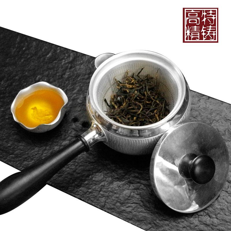 銀壺泡茶的優點